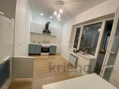 1-комнатная квартира, 53 м², 5/6 этаж на длительный срок, Алихана Бокейханова 27 за 150 000 〒 в Нур-Султане (Астане)