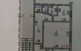 3-комнатная квартира, 55 м², 6/9 этаж, 6 мкр за 7.8 млн 〒 в Темиртау