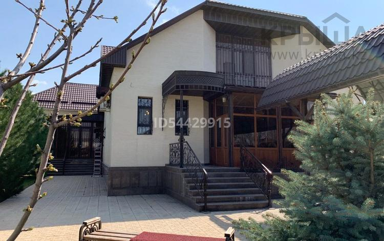 7-комнатный дом, 370 м², 15 сот., 194 квартал 2764 — Жибек жолы за 83 млн 〒 в Шымкенте, Каратауский р-н
