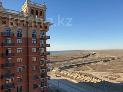 1-комнатная квартира, 55 м², 12/14 этаж посуточно, 17-й мкр 11 за 10 000 〒 в Актау, 17-й мкр — фото 10