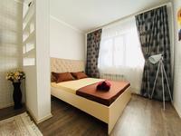1-комнатная квартира, 50 м², 2/5 этаж посуточно, Батыс 2 338 за 10 000 〒 в Актобе