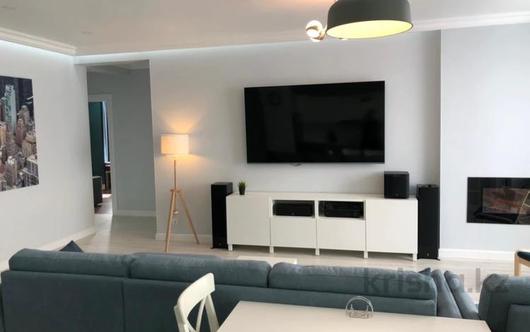 4-комнатная квартира, 140 м², 17/21 этаж, Сейфуллина 574/1 к3 за 130 млн 〒 в Алматы, Бостандыкский р-н