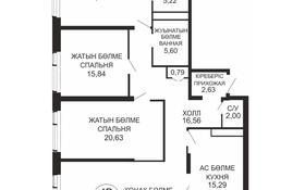 4-комнатная квартира, 143 м², 9/18 этаж, Кабанбай Батыра 13/3 — Сарайшык за ~ 75.4 млн 〒 в Нур-Султане (Астана), Есиль р-н