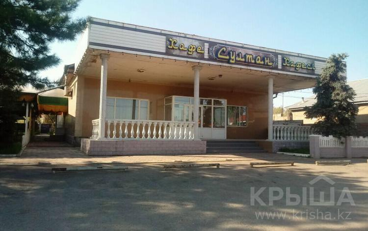 Кафе /султан/ с.байтерек за 120 млн 〒 в Байтереке (Новоалексеевке)