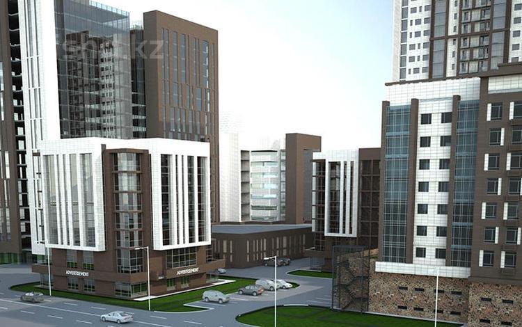 1-комнатная квартира, 41 м², Кабанбай батыра 29 — Сыганак за 16.2 млн 〒 в Нур-Султане (Астане), Есильский р-н