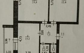 2-комнатная квартира, 77.1 м², 5/5 этаж, мкр Жана Орда 10/1 за 19 млн 〒 в Уральске, мкр Жана Орда
