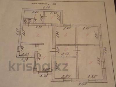 4-комнатный дом, 82.8 м², 6.5 сот., Привольная за 6.5 млн 〒 в Темиртау — фото 6