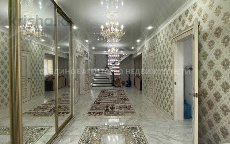 5-комнатный дом, 272 м², 6 сот., Подстепное за 50 млн 〒 в Уральске