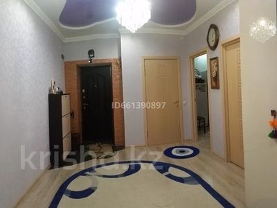 4-комнатная квартира, 103.5 м², 6/6 этаж, 32А мкр, 32А мкр 17 за 18 млн 〒 в Актау, 32А мкр