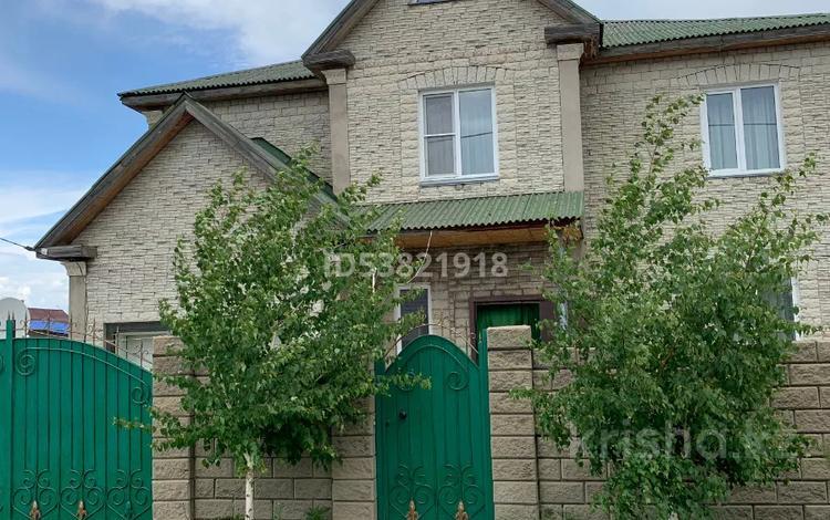 7-комнатный дом, 229 м², 10 сот., Есмаганбетулы за 41 млн 〒 в Косшы
