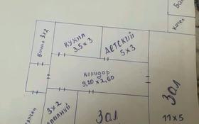 Дача с участком в 6 сот., Балауса 13 за 9 млн 〒 в Баскудуке