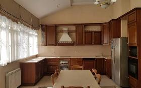 5-комнатный дом помесячно, 450 м², 3 сот., Мендыкулова 30 — Аль-Фараби за 1.3 млн 〒 в Алматы, Медеуский р-н