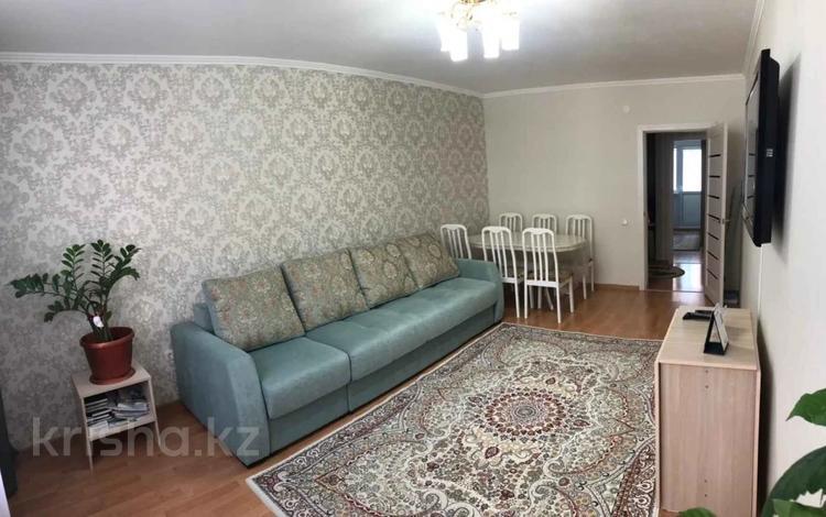 3-комнатная квартира, 80 м², 3/12 этаж, Кобланды батыра 7 за 23 млн 〒 в Нур-Султане (Астана), Алматы р-н