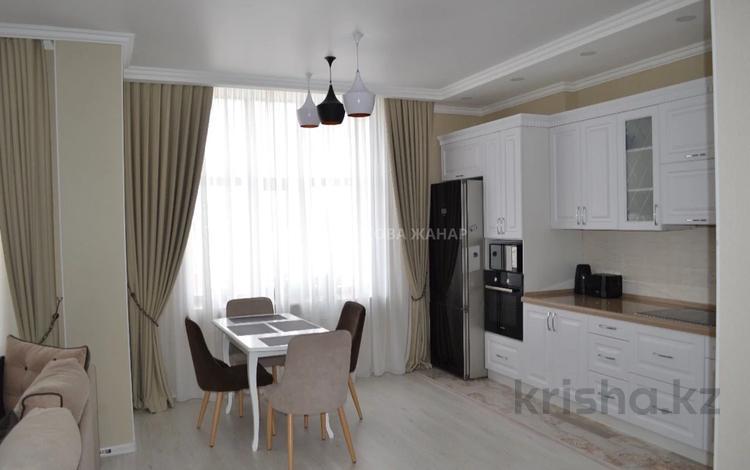 3-комнатная квартира, 100 м², 13/16 этаж, Республики 9/2 за 45 млн 〒 в Нур-Султане (Астана), Сарыарка р-н