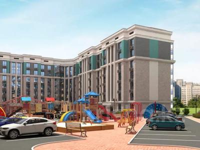 1-комнатная квартира, 41.56 м², 2/7 этаж, 19-й мкр за ~ 5.5 млн 〒 в Актау, 19-й мкр — фото 2