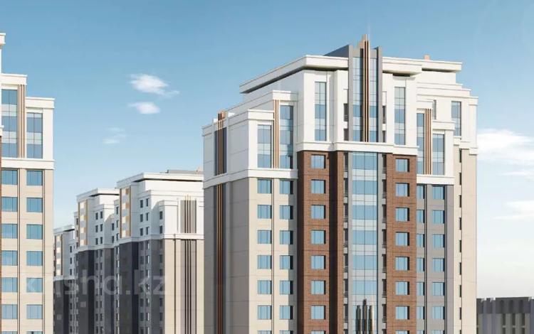 3-комнатная квартира, 94.15 м², 6/16 этаж, Туркестан за ~ 40.1 млн 〒 в Нур-Султане (Астана), Есиль р-н
