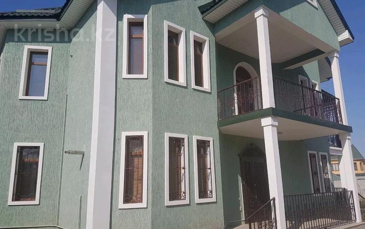 8-комнатный дом, 280 м², 8 сот., Сулейменова 50 — Казиева за 100 млн 〒 в Шымкенте, Абайский р-н