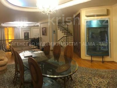 6-комнатная квартира, 370 м², 1/3 этаж, Самал 3 — Мендекулова за 240 млн 〒 в Алматы, Медеуский р-н — фото 5