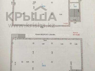 Здание, площадью 1450 м², пгт Балыкши, Пгт Балыкши 10 за 120 млн 〒 в Атырау, пгт Балыкши — фото 5
