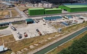 Промбаза 55 соток, мкр Бадам-1, Индустриальная зона 121б за 49 млн 〒 в Шымкенте, Енбекшинский р-н