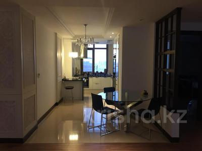 4-комнатная квартира, 150 м² помесячно, проспект Рахимжана Кошкарбаева 8 за 500 000 〒 в Нур-Султане (Астана) — фото 5