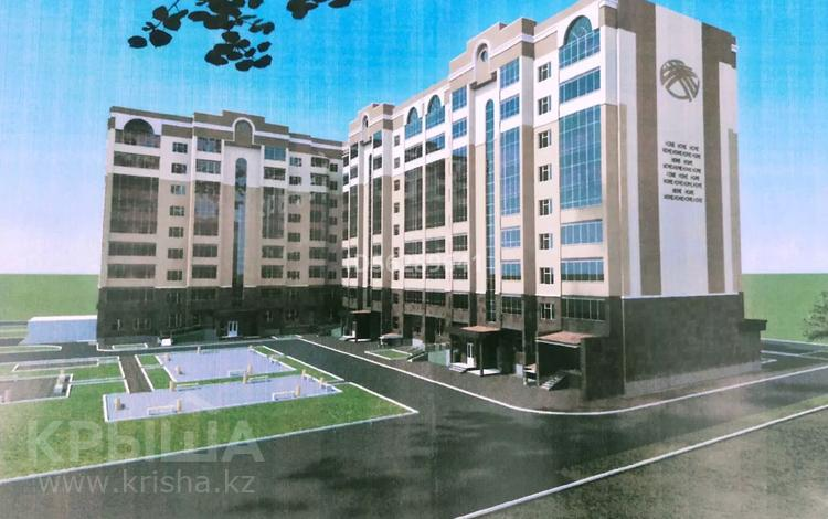 1-комнатная квартира, 43.1 м², 2/9 этаж, Батыс-2 64 за 6.9 млн 〒 в Актобе, мкр. Батыс-2