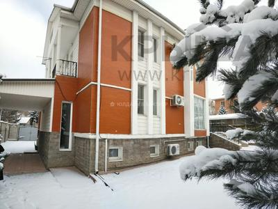 5-комнатный дом, 260 м², 9 сот., Оспанова — проспект Достык за 210 млн 〒 в Алматы, Медеуский р-н