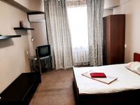 1-комнатная квартира, 42 м², 2/5 этаж посуточно, Назарбаева 220 — Сатпаева за 8 500 〒 в Алматы
