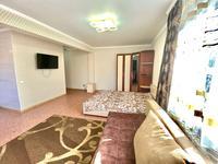 1-комнатная квартира, 43 м², 3/5 этаж посуточно, Ермекова 26/2 за 7 000 〒 в Караганде, Казыбек би р-н