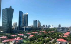 3-комнатная квартира, 99 м², 12/12 этаж помесячно, Сарайшык — Акмешит за 210 000 〒 в Нур-Султане (Астана), Есиль р-н