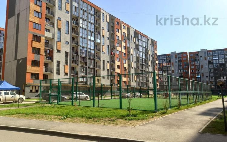 1-комнатная квартира, 43 м², 9/10 этаж, мкр Шугыла, Жунисова за 11.5 млн 〒 в Алматы, Наурызбайский р-н