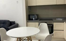 2-комнатная квартира, 65 м², 2/16 этаж помесячно, Нажимеденова 4 за 250 000 〒 в Нур-Султане (Астана), Алматы р-н
