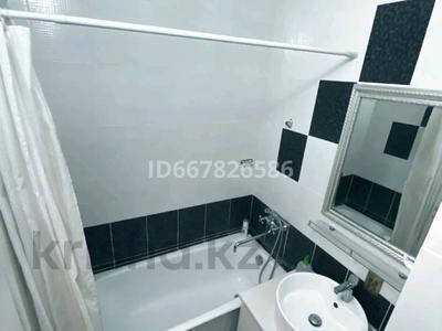 1-комнатная квартира, 58 м², 4/11 этаж посуточно, Торайгырова 19а — Саина за 14 000 〒 в Алматы, Бостандыкский р-н