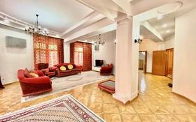 8-комнатный дом помесячно, 628 м², 10 сот., мкр Мирас, Мкр Мирас за 1.9 млн 〒 в Алматы, Бостандыкский р-н