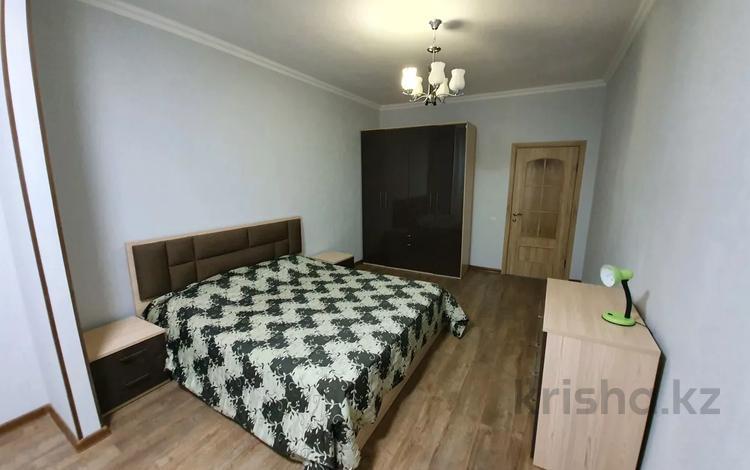 2-комнатная квартира, 70 м², 9/17 этаж посуточно, Навои за 12 000 〒 в Алматы, Бостандыкский р-н