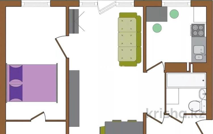 2-комнатная квартира, 45 м², 2/5 этаж, Нурсултана Назарбаева 27/1 за 11.6 млн 〒 в Усть-Каменогорске