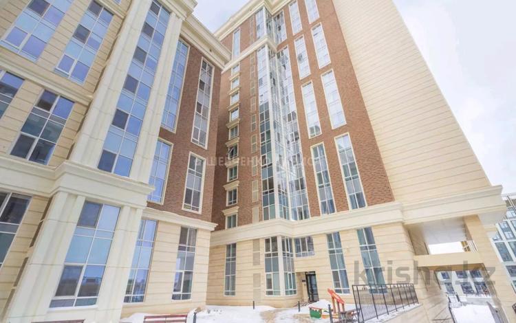 3-комнатная квартира, 93 м², 5/14 этаж, Кабанбай батыра 7 — Коргалжин за 60 млн 〒 в Нур-Султане (Астана), Есиль р-н