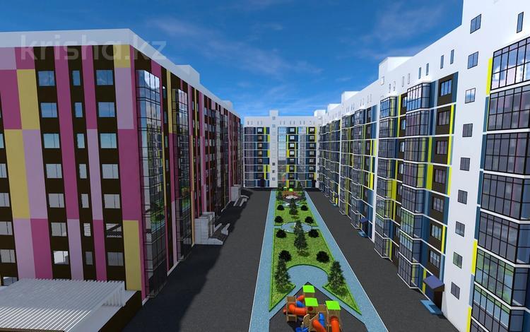 1-комнатная квартира, 61.49 м², Самал 82 за ~ 14 млн 〒 в Уральске