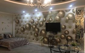 1-комнатная квартира, 50 м², 9/10 этаж посуточно, 18 микрорайон 78а за 12 000 〒 в Шымкенте
