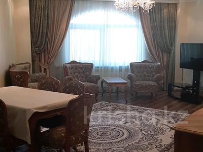 4-комнатная квартира, 150 м², 6/16 этаж, Ходжанова за 75.5 млн 〒 в Алматы, Бостандыкский р-н — фото 2