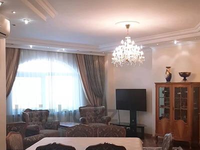 4-комнатная квартира, 150 м², 6/16 этаж, Ходжанова за 75.5 млн 〒 в Алматы, Бостандыкский р-н — фото 3