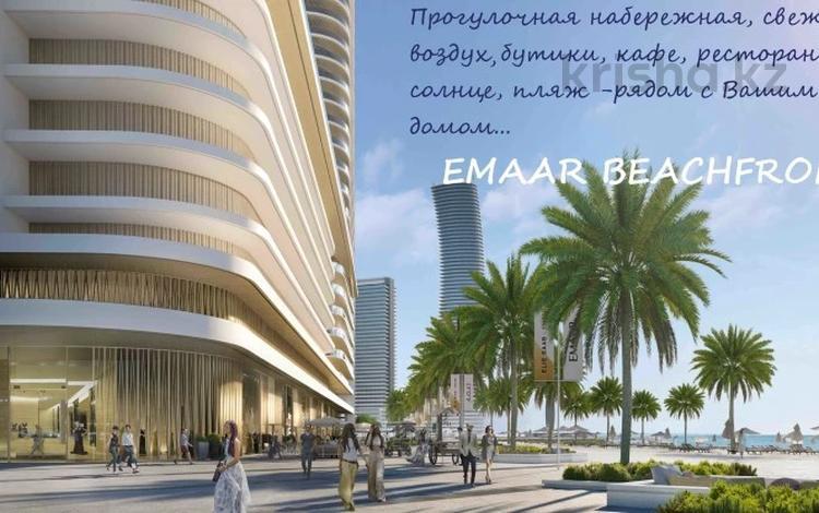 1-комнатная квартира, 69.2 м², Dubai Harbour за ~ 157.8 млн 〒 в Дубае
