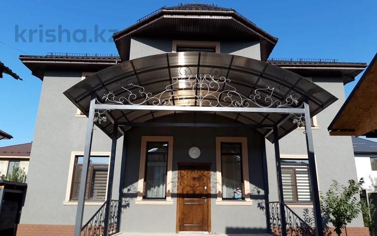 8-комнатный дом, 319.4 м², 7 сот., Орынтай 66 за 80 млн 〒 в Бесагаш (Дзержинское)