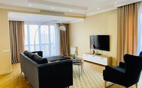 4-комнатный дом помесячно, 240 м², 4 сот., мкр Горный Гигант, Жамакаева за 1.5 млн 〒 в Алматы, Медеуский р-н