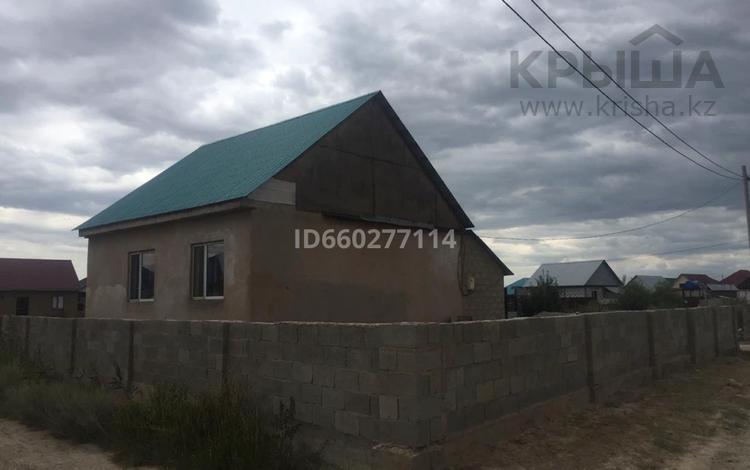 4-комнатный дом, 70 м², 6.3 сот., Болашак 1027 за ~ 12 млн 〒 в М. Туймебаеве