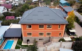 7-комнатный дом, 600 м², 40 сот., мкр Нурлытау (Энергетик), Мкр Нурлытау (Энергетик) за 310 млн 〒 в Алматы, Бостандыкский р-н