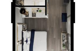 1-комнатная квартира, 37.7 м², 12/27 этаж, Лорткипанидзе — Набережная за ~ 13.5 млн 〒 в Батуми