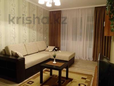 2-комнатная квартира, 54 м², 3/4 этаж посуточно, Бейбитшилик 14 — Гани Иляева за 12 000 〒 в Шымкенте