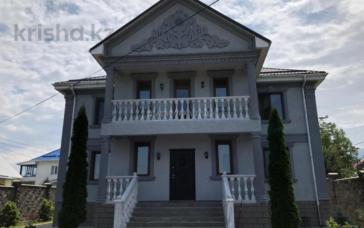 8-комнатный дом, 475 м², 11 сот., мкр Таусамалы, Мкр Таусамалы за 120 млн 〒 в Алматы, Наурызбайский р-н