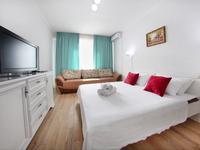 1-комнатная квартира, 42 м², 9/9 этаж посуточно, Абая 130 — Розыбакиева за 14 990 〒 в Алматы